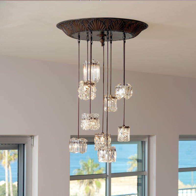 טוב מאוד מנורות תקרה | מנורות תקרה מעוצבות | שנדילריה | Shandeliria IA-57